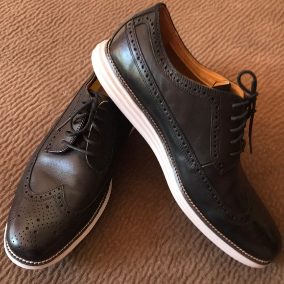 27737c01a13 Cole Haan Other - Cole Haan Original Grand wingtip Oxford dress chic